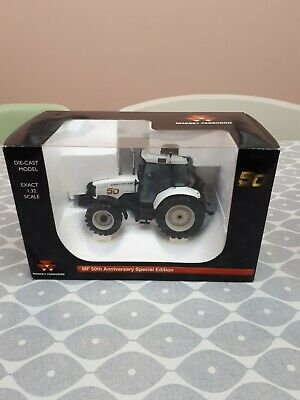 Universal Hobbies Weise Massey Ferguson 50th Anniversary Tractor Boxed Special • 1.20£