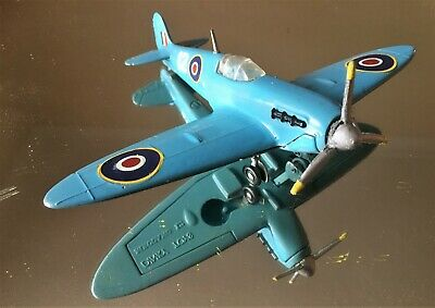 Dinky Spitfire With Engine Working • 15£