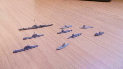 AG467: Waterline Navy Submarines X 8 • 15£