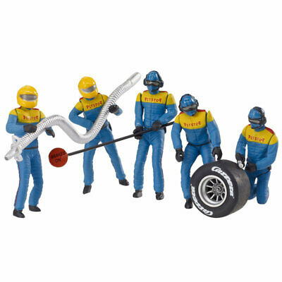 CARRERA 21132 Scalextric Compatible Figures Blue • 24.99£