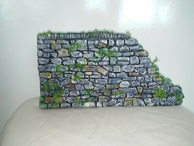 1/6 Scale Diorama Wall. Handmade And Handpainted. 12  X 6 .  • 15£