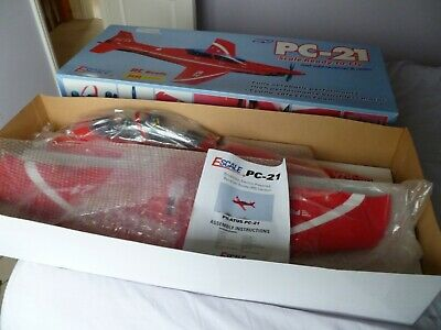 Escale Pc21 Rc Plane • 75£