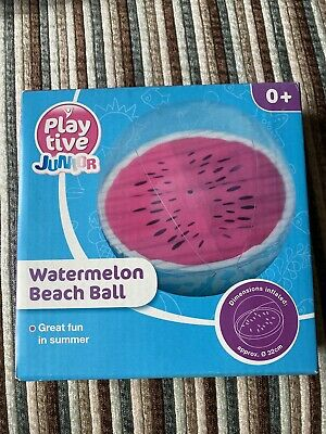 Play Tive Junior Watermelon Beach Ball • 2£