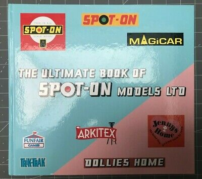 The Ultimate Book Of SPOT-ON Models Ltd  • 63£