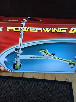 Razor Powerwing Scooter Dlx • 29£