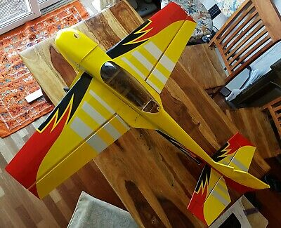 Sebart KETANA 50E Model Airplane  • 80£