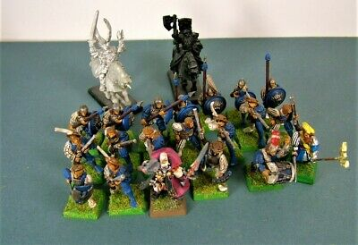 Warhammer Empire Elector Count, Warrior Priest Ulric, Mage, And More • 39.50£