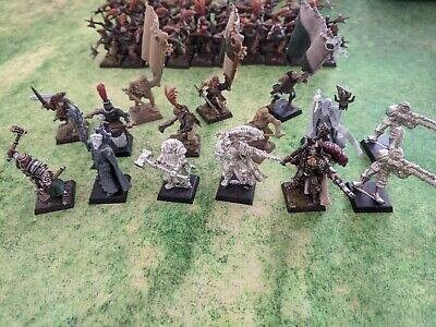 Warhammer Age/Cities Of Sigmar/Empire Army • 100£
