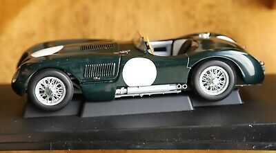 Autoart 73500 C-Type Jaguar 1951 With White Roundels - No Numbers 1/18th Scale • 51£