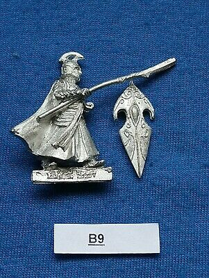 Elf Of Lothlorien With Spear Warhammer Lord Of The Rings Miniature - Metal - GW • 5.99£