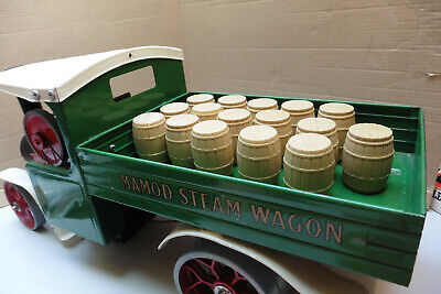 Vintage Mamod Steam Wagon Model Engine Lorry With Load S.w.1 • 169.99£