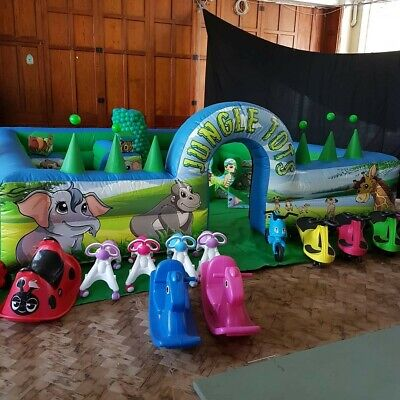 Soft Play Centre With Extras • 650£