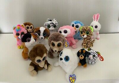 TY Beanie Boos Individually Listed For Your Choice • 1.50£