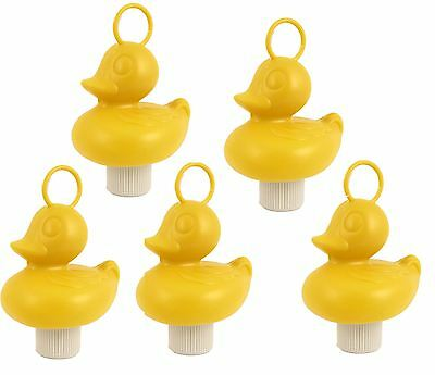 Hook A Duck With Hook Hard Plastic Toy Bath Fairground Floating Weighted Game • 6.99£