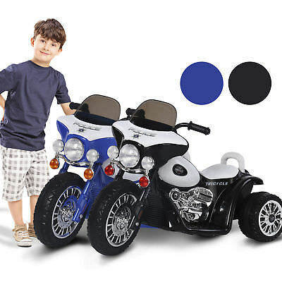 New Electric Motorbike Kids Ride On Toy Tricycle Children Gift 6V Battery • 55.99£