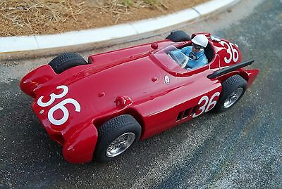 Probuild PP Penelope Pitlane 1/32 Slot Car MASERATI 25OF #36 C1956 GP 4th Bira • 169.99£