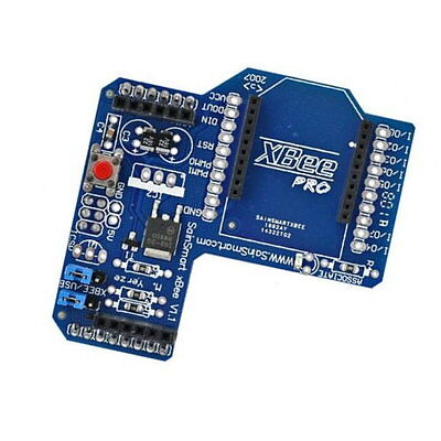 New High Quality Shield RF Module For Arduino XBee Meg​a Nano Zigbee Platform UK • 9.60£