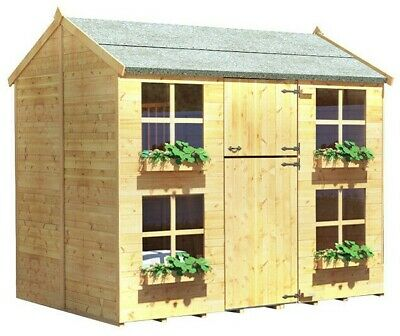 BillyOh Gingerbread Max Two Storey Wooden Playhouse Outdoor Playground 7x5 • 699£