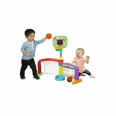 Little Tikes 3-in-1 Sports Activity Centre. • 50£