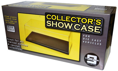 Triple 9 Display Cases For 1:18, 1:24 And 1:43 Scale Cars • 12.99£