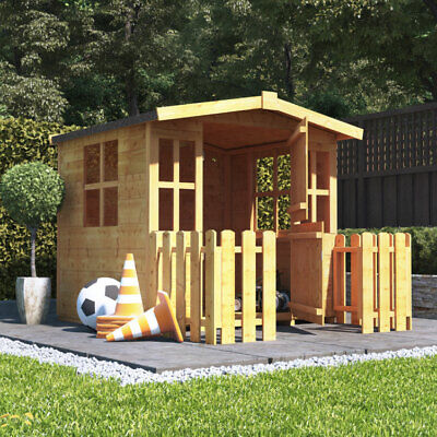 BillyOh 4x4 Bunny Childrens Wooden Wendy Playhouse Outdoor Cottage • 383£