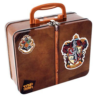 Harry Potter Gryffindor Top Trumps Card Game Collectors Tin • 9.99£
