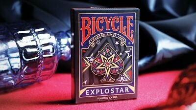 Bicycle Explostar Playing Cards | Poker Deck | Collectable • 14.10£