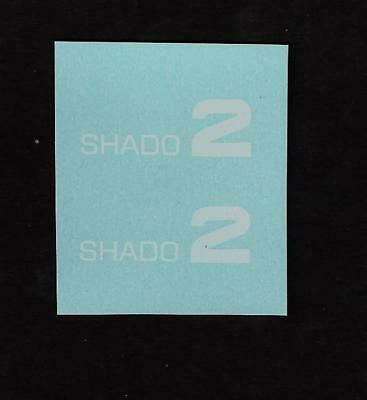 Dinky 353 Shado Mobile Transfers/decals • 2£