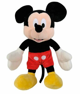 New Official Disney 15  Mickey Mouse Soft Plush Toy • 12.99£