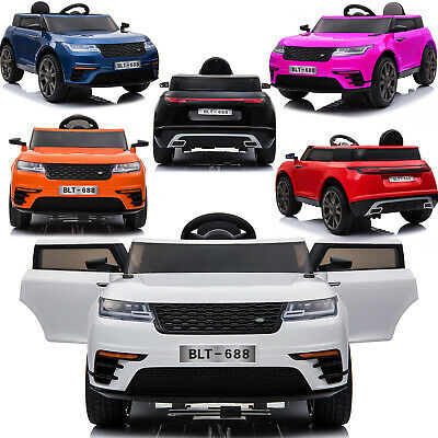 Kids Range Sports 12V Battery Electric Ride On Car Remote Control Jeep  • 149.99£