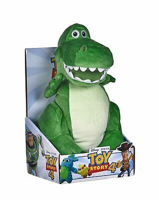Official Brand New 10  Boxed Toy Story 4 T-rex Soft Plush Toy • 12.99£