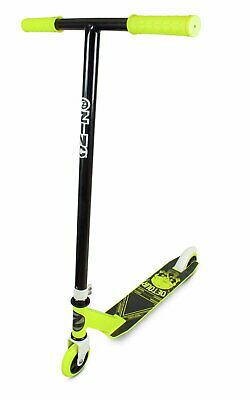 Zinc Detour Anti Slip Stunt Scooter - Yellow/Black • 24.99£