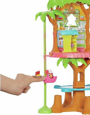 Enchantimals 50cm Junglewood Cafe Playset With 20 Accessories • 30.22£