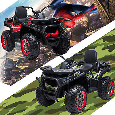 Kids ATV Buggy Sports 12V Ride On Car Battery Electric Jeep  Motorbike Quad Bike • 269.99£