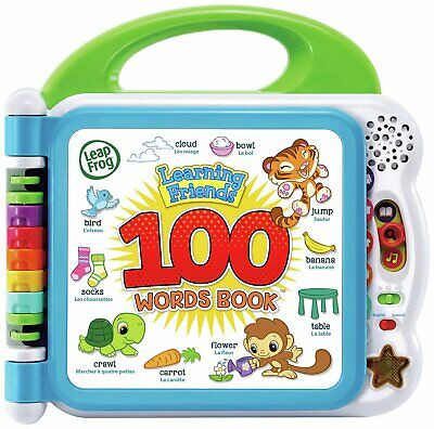 LeapFrog Learning Friends 100 Words Book. • 20£