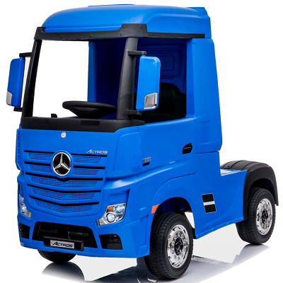 Licensed Mercedes-Benz Actros 4WD 24V* Ride On Lorry With Remote - LIMITED STOCK • 379.95£