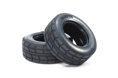 Tamiya 51589 RC On Road Racing Truck Tyres 1:10 Scale • 9.15£