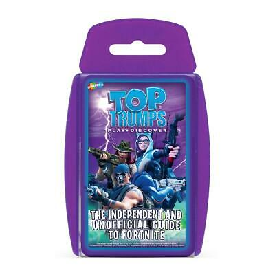 The Independent And Unofficial Guide To Fortnite Top Trumps Card Game • 4.99£