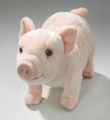 New Plush Cuddly Critters Pig Soft Toy Piglet Teddy • 10.99£