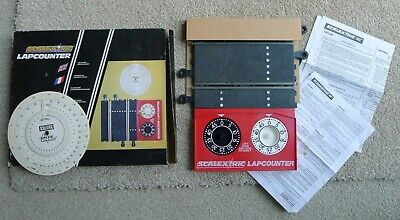 Scalextric Lap Counter - ~ 1982 • 14£