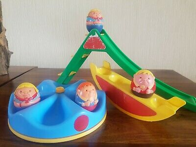 Vintage 1970's Airfix  Weeble Playground  • 19.99£