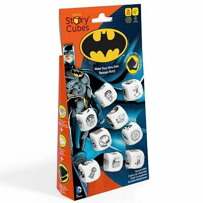 New Official Batman Rory's Story Cubes  • 4.99£