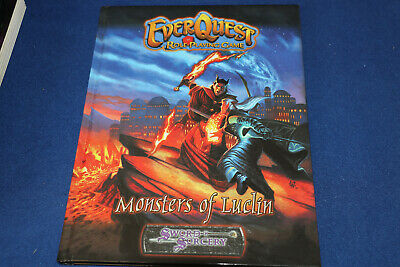 Monsters Of Luclin (EverQuest S.) Hardcover – 1 Feb 2004 • 25.64£