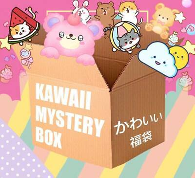 Kawaii Surprise Box Of Many Brand New Items Cute Japanese Toys Gifts Accessories • 4.99£