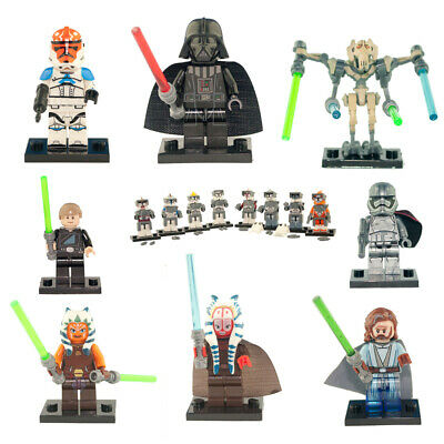 Lego Star Wars Mini-figs Custom Mini Figures Uk Seller • 9.99£