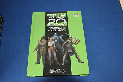 True20 Adventure Roleplaying Hardcover – 25 Apr 2006 • 21.84£