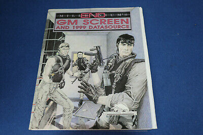 Millennium's End GM Screen And 1999 Datasource  • 17.99£
