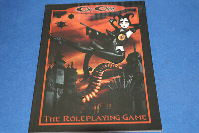 Chi-Chian: The Roleplaying Game Paperback – 2003 • 18£