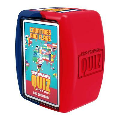 Countries And Flags Top Trumps Quiz Game • 9.99£