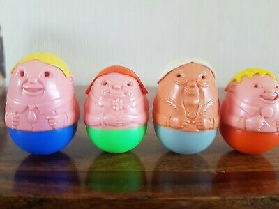 Vintage 1970's Airfix Weeble Family • 14.99£